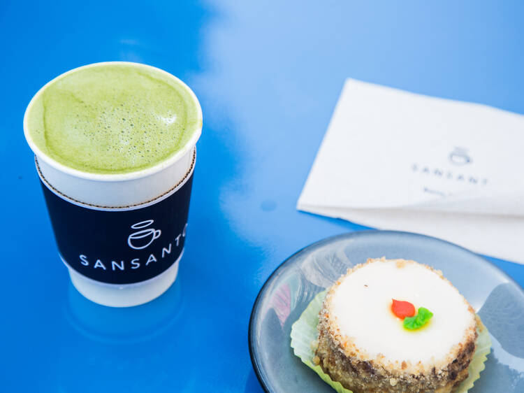 Sansanto Café