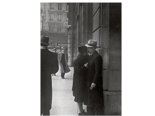 (© Estate Brassaï Succession, Paris/Cortesía Museo del Palacio de Bellas Artes)