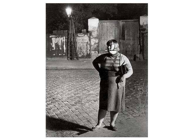 (© Estate Brassaï Succession, Paris/Cortesía Museo del Palacio de Bellas Artes)