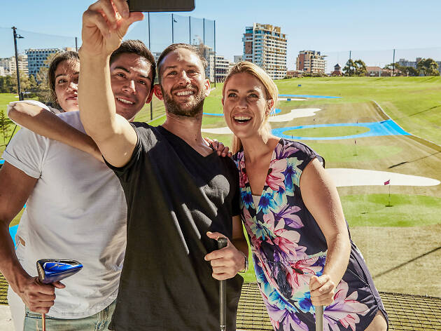 Win the ultimate golf day out at Moore Park Golf