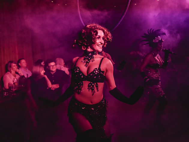 Win your unconventional mum a dinner-and-show package at the Birdcage