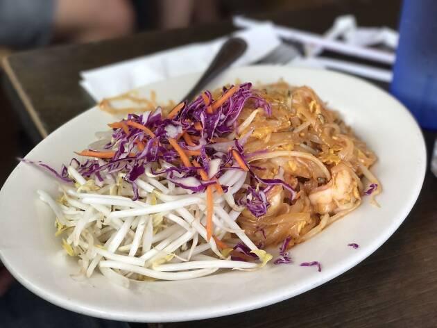 Cholada Thai food in Malibu