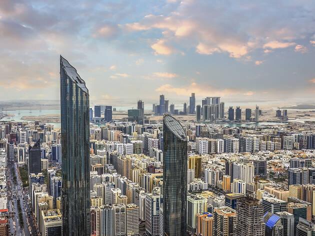 Abu Dhabi, Emiratos Árabes