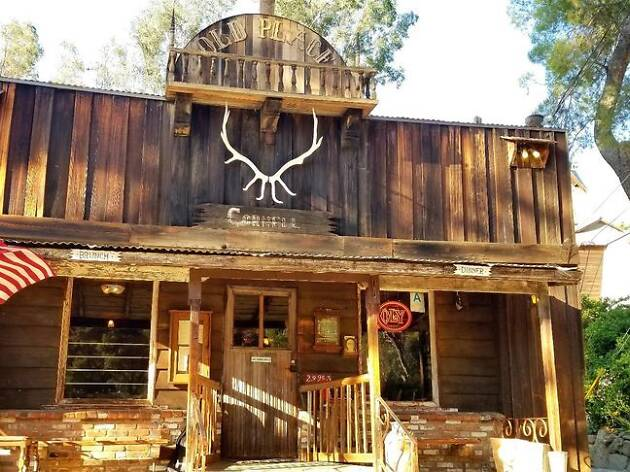 The Old Place restaurant in Agoura Hills Malibu