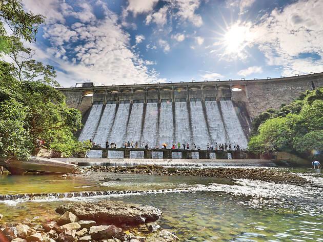 Tai Tam Tuk Reservoir Dam