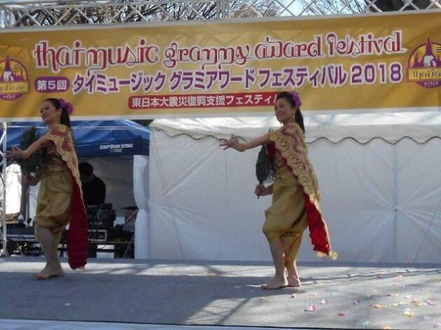タイミュージックグラミーアワードフェスティバル