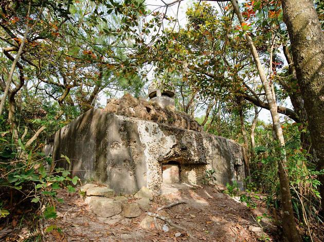 Wong Ngai Chung Gap Trail