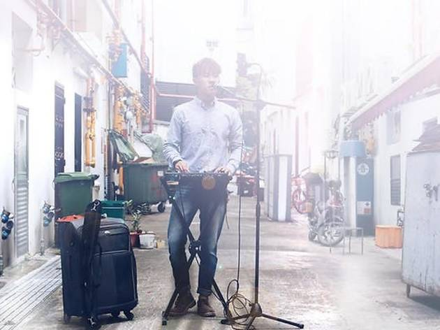A Silent Hour: Buskers of Singapore
