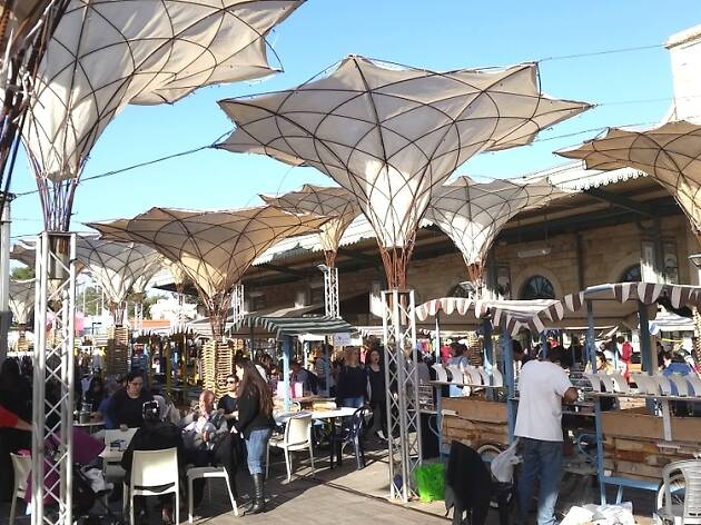 Must-visit Jerusalem restaurants at The First Station