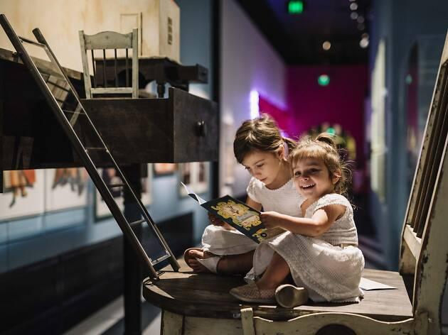 ArtScience Museum - Wonderland