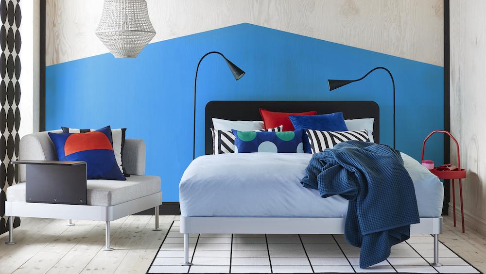 Delaktig bed frame, Ikea