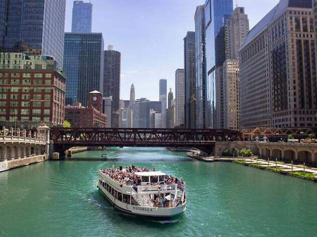 Chicago Architectural Society Tours