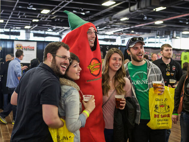 NYC Hot Sauce Expo