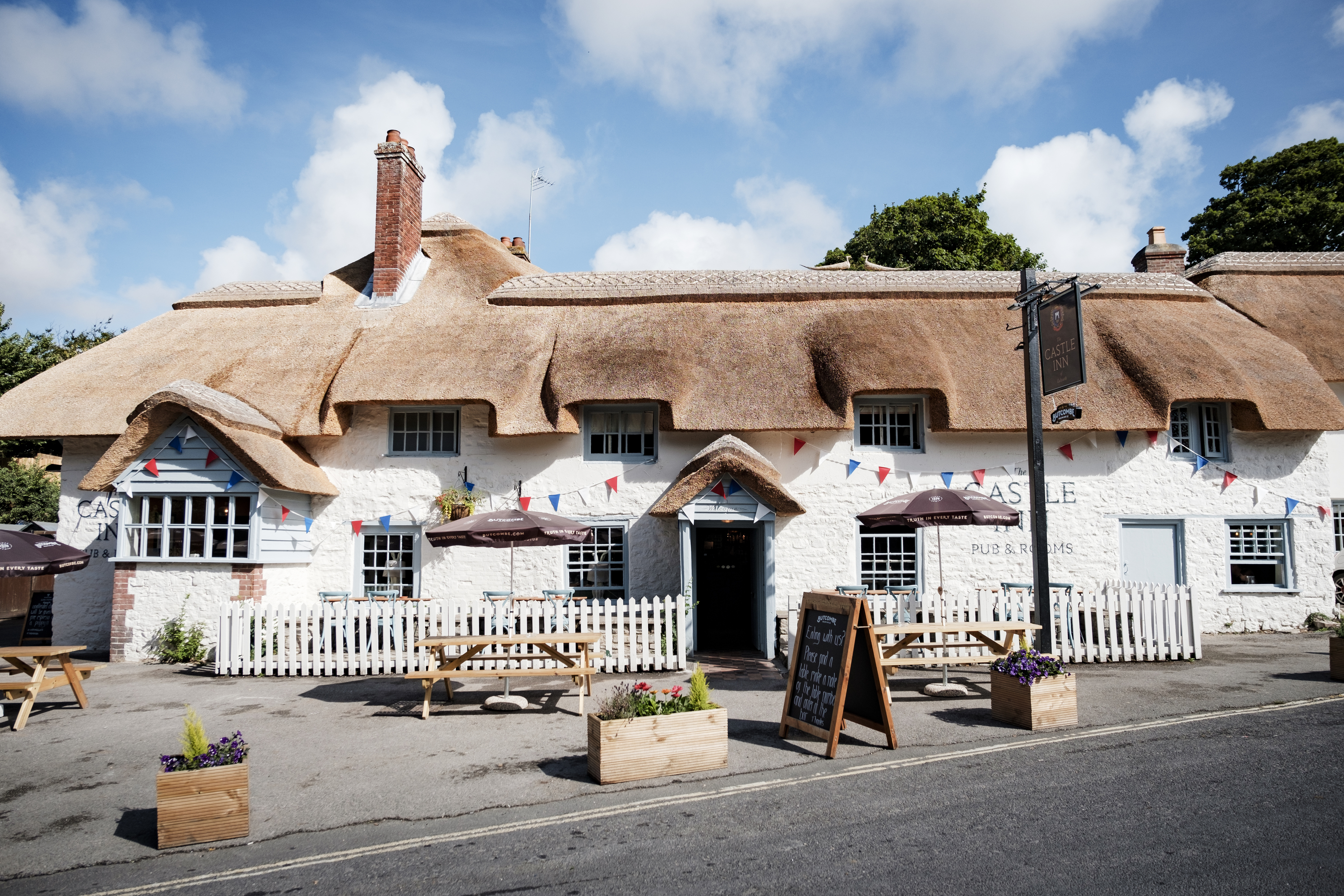 The Castle Inn, Lulworth Cove