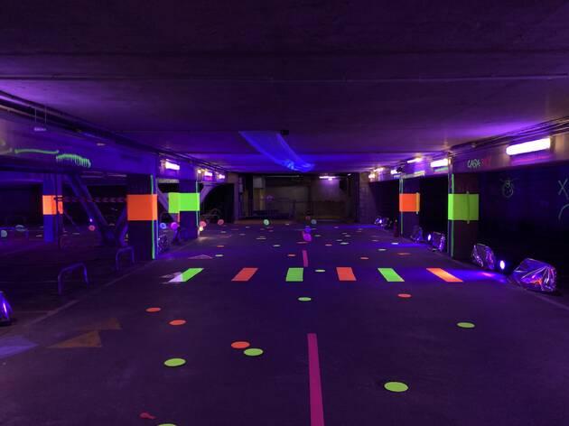 Une énorme soirée hip-hop va avoir lieu dans le Parking de l'IMA !