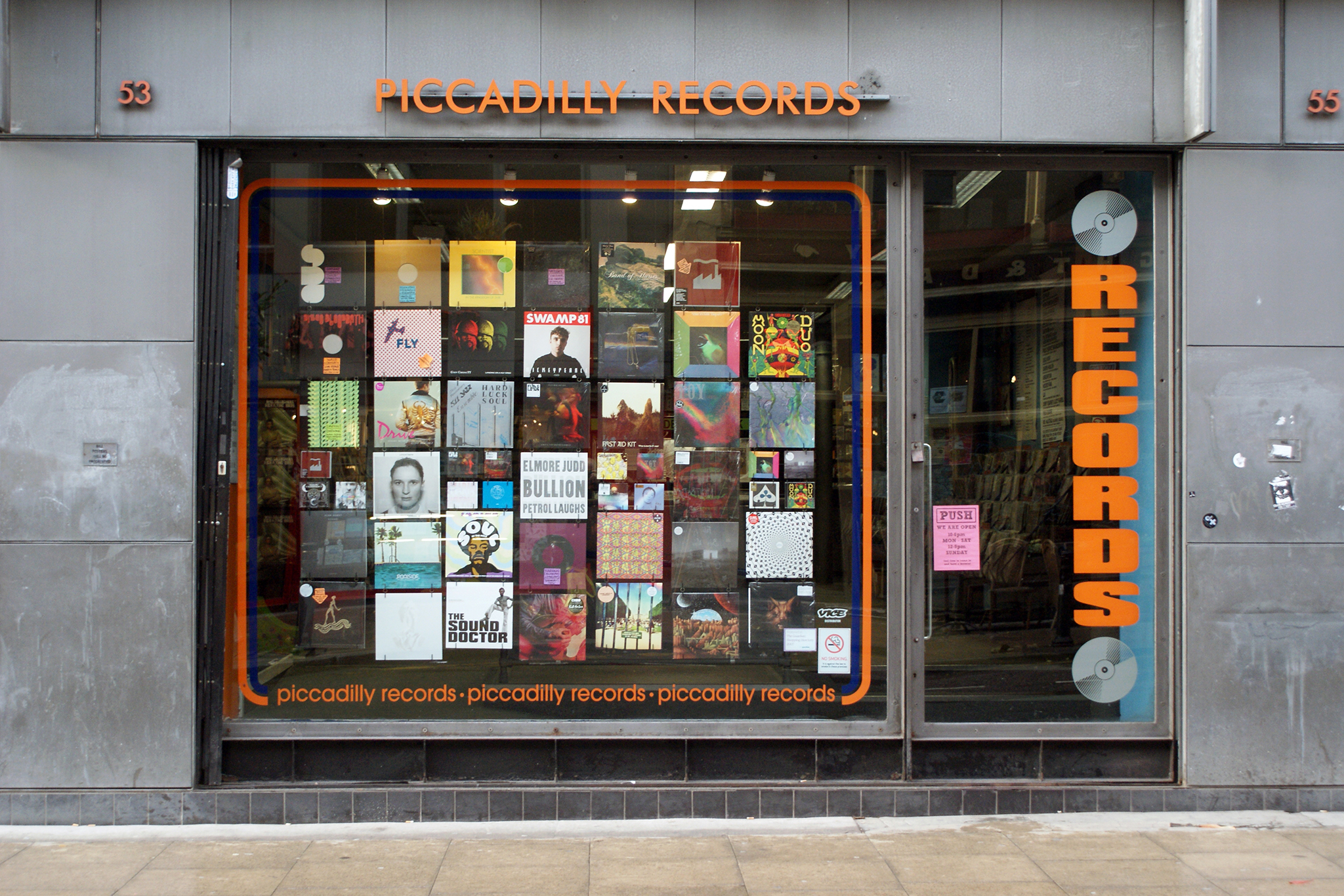 The 5 best record shops in Manchester