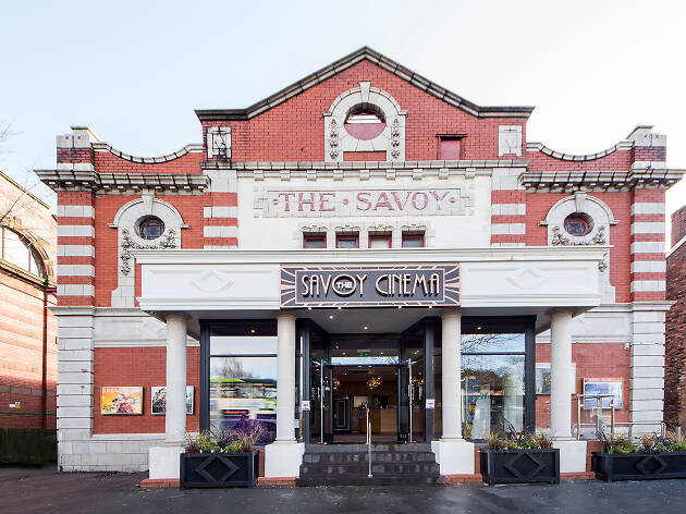 The Savoy Cinema Heaton Moor