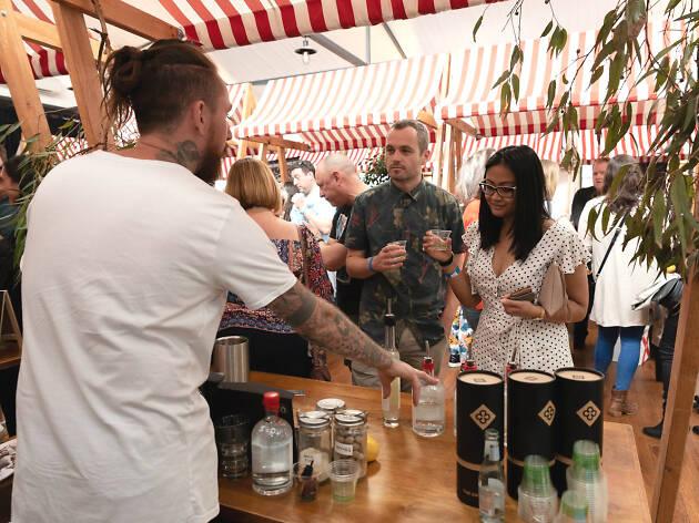 Summer Gin Market
