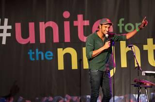 Unite for the Night event with Matt Okine
