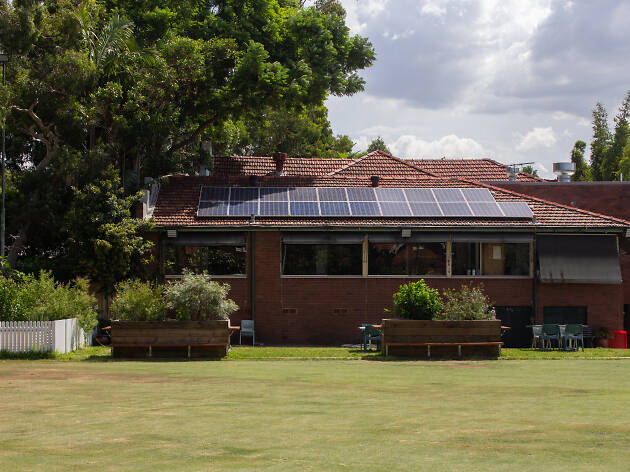 Petersham Bowling Club exterior