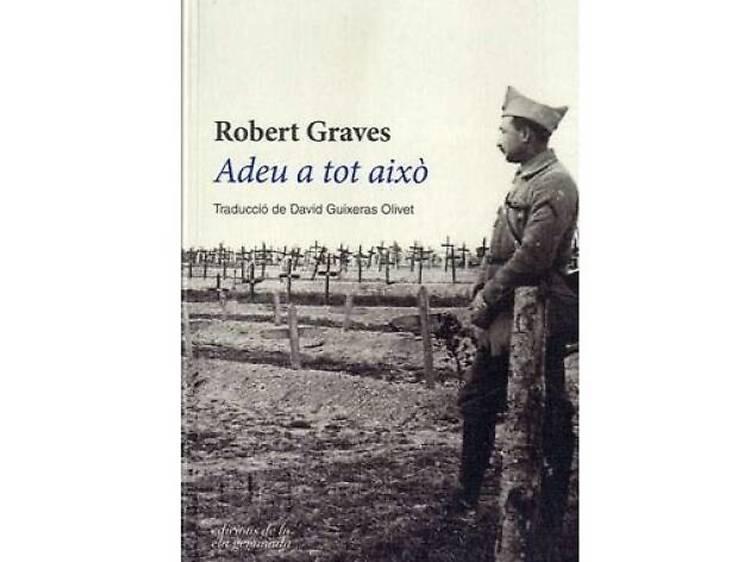 Adeu a tot això, de Robert Graves