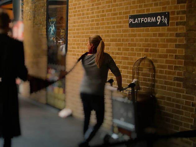 Magical London: Harry Potter Guided Walking Tour