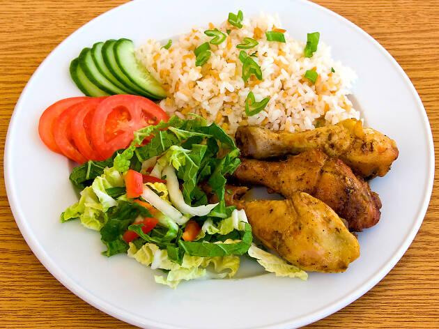 Sunrise Caribbean Food