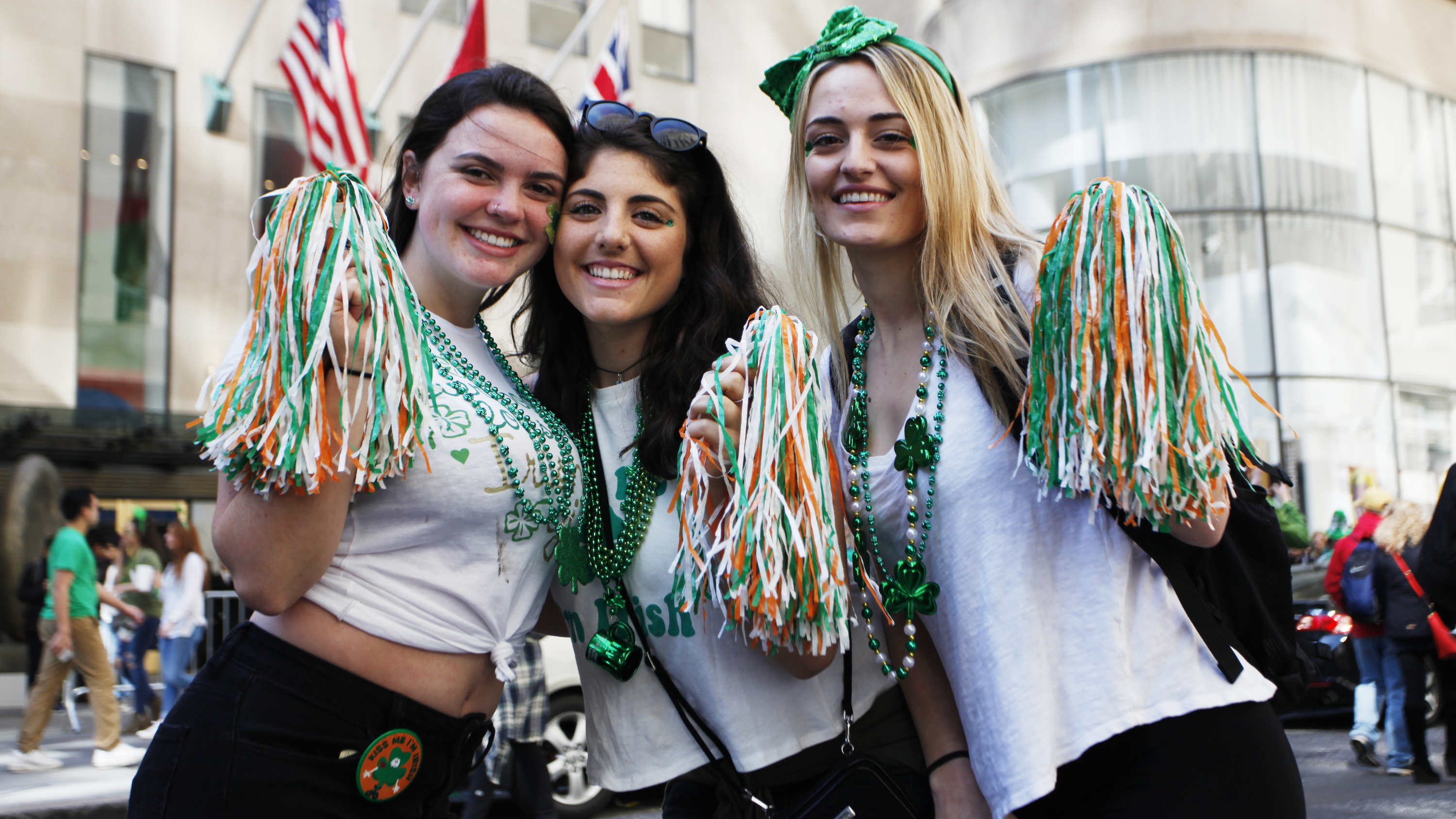 Everything you need to know about the St. Patrick's Day Parade in NYC