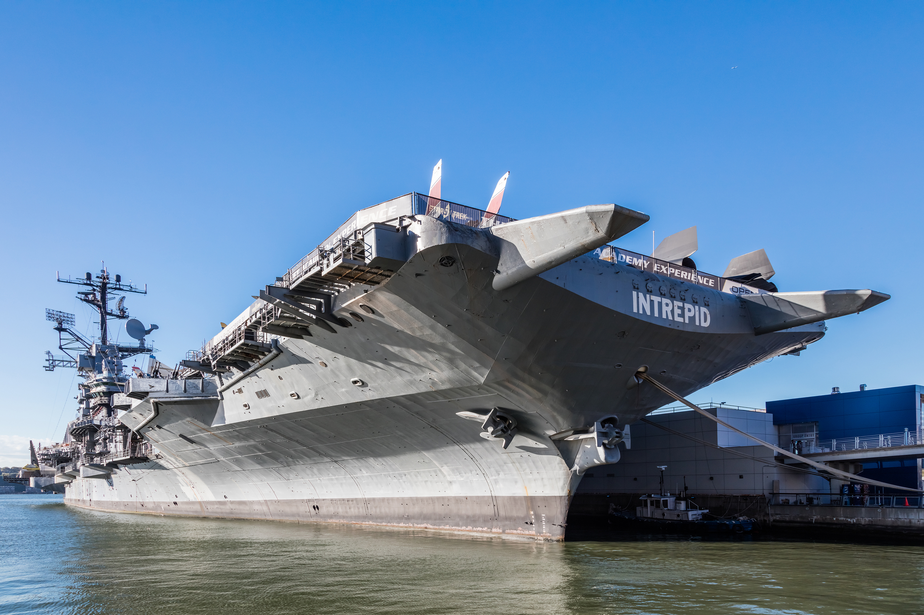 Intrepid Sea, Air & Space Museum will offer free Friday admission starting this spring