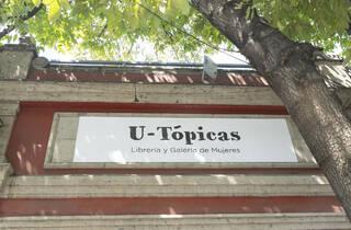 U-Tópicas. Galería feminista  (Foto: Nay Escalona)