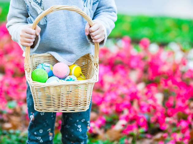 April events calendar for kids