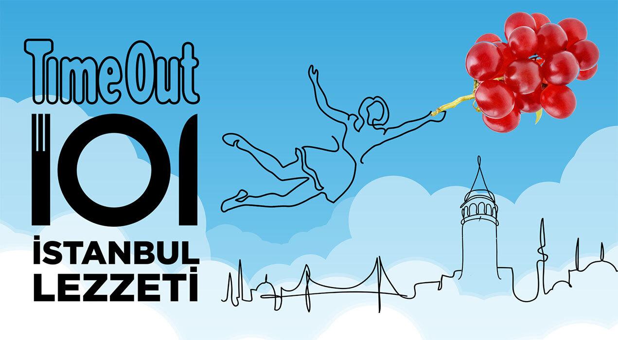 101 İstanbul Lezzet Festivali Mekanları