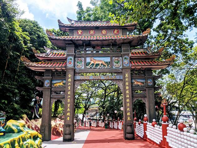 The guide to Haw Par Villa in Singapore
