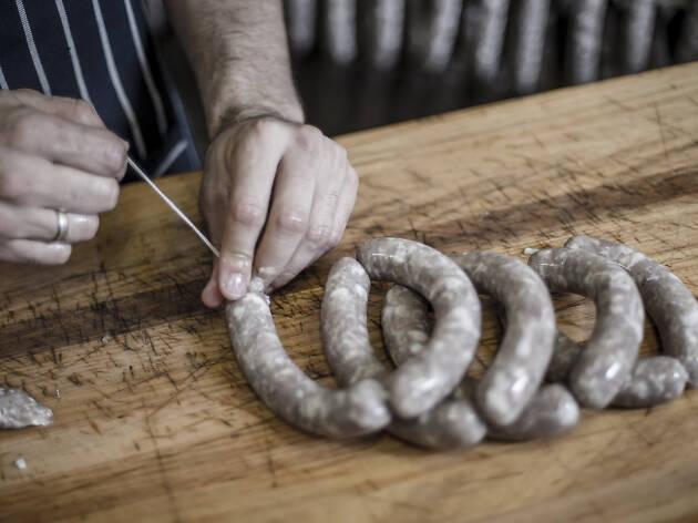 Italian Sausage Masterclass