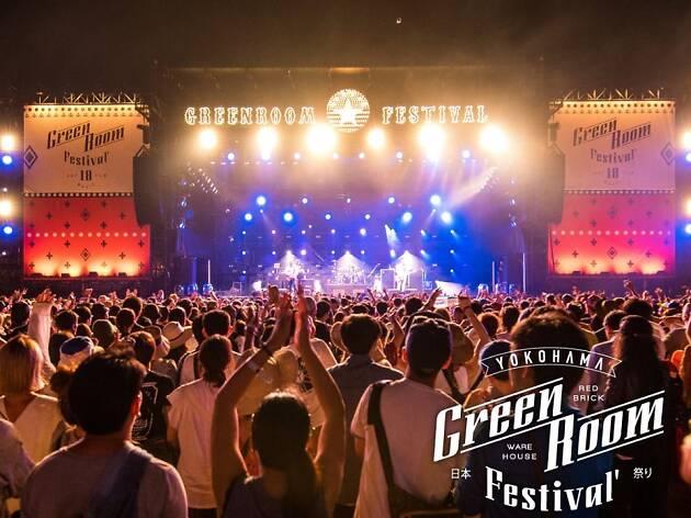 greenroom festival 3