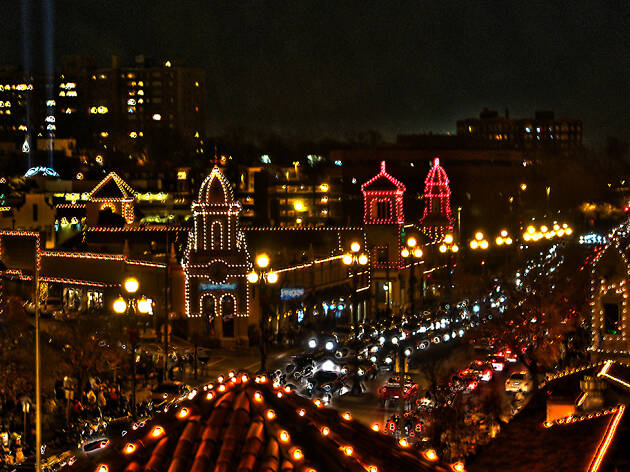 Kansas City Plaza Lights