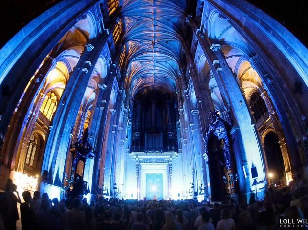 Festival 36 heures à Saint-Eustache