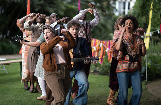 As You Like It, Shakespeare in the Square 2018