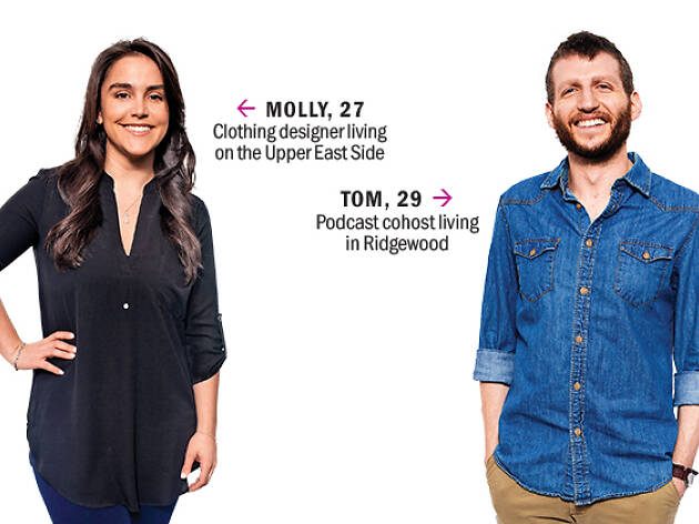 Molly and Tom
