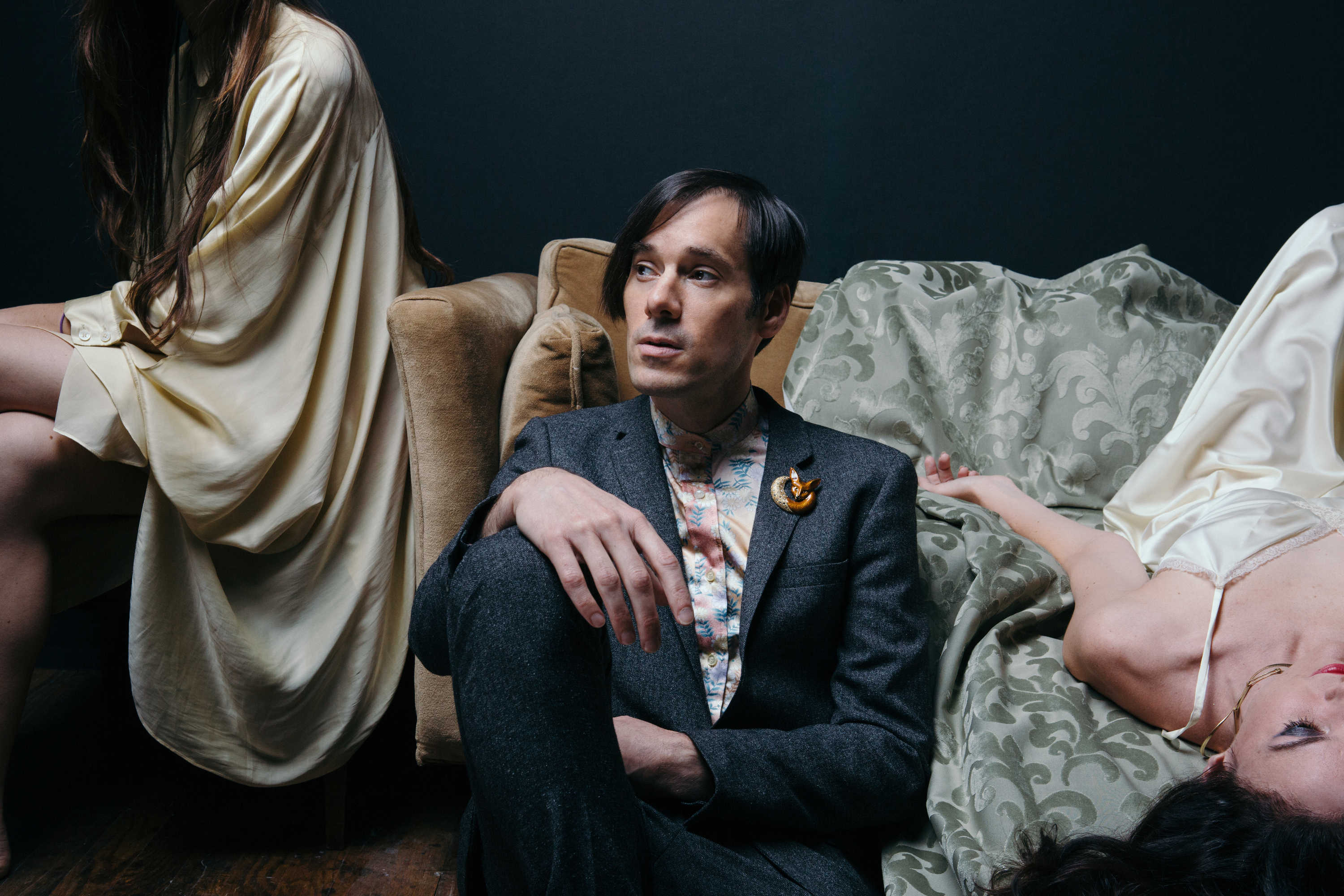 Of Montreal + Yip Deceiver