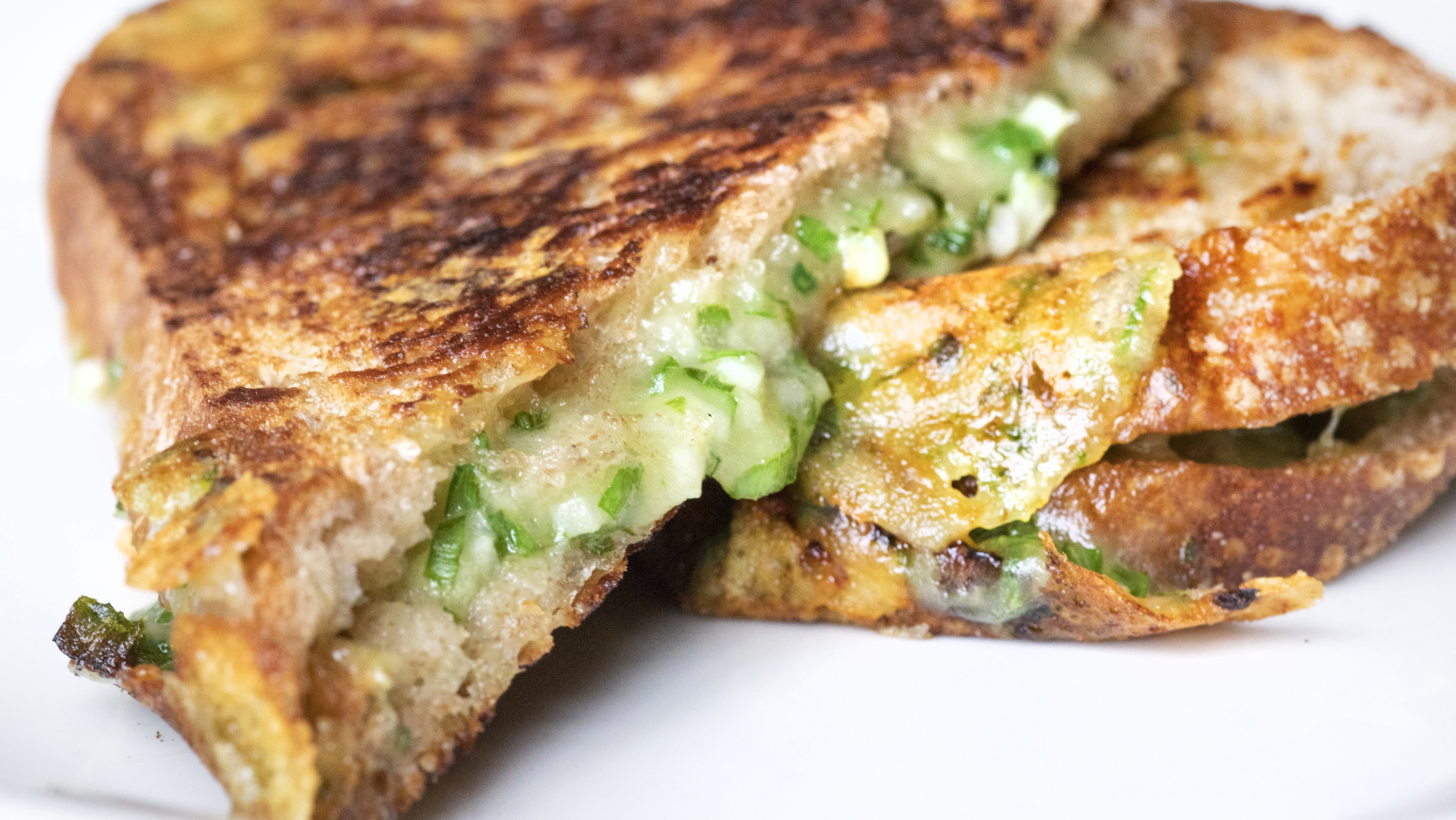 Nancy Silverton's famed grilled cheese sandwiches are back in full force, beginning this week