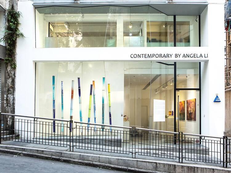 Contemporary By Angela Li
