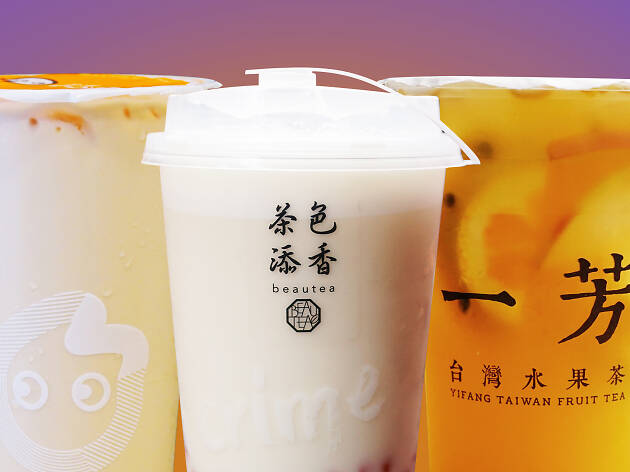 5 best bubble tea in Sydney
