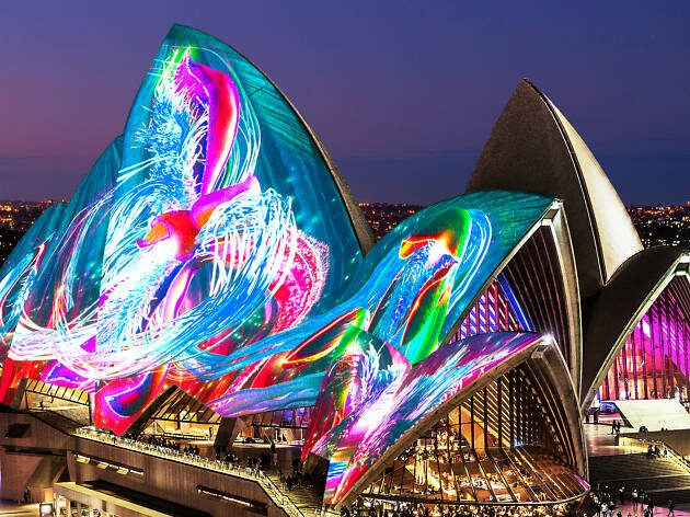 11 exciting things on at this year's Vivid Sydney