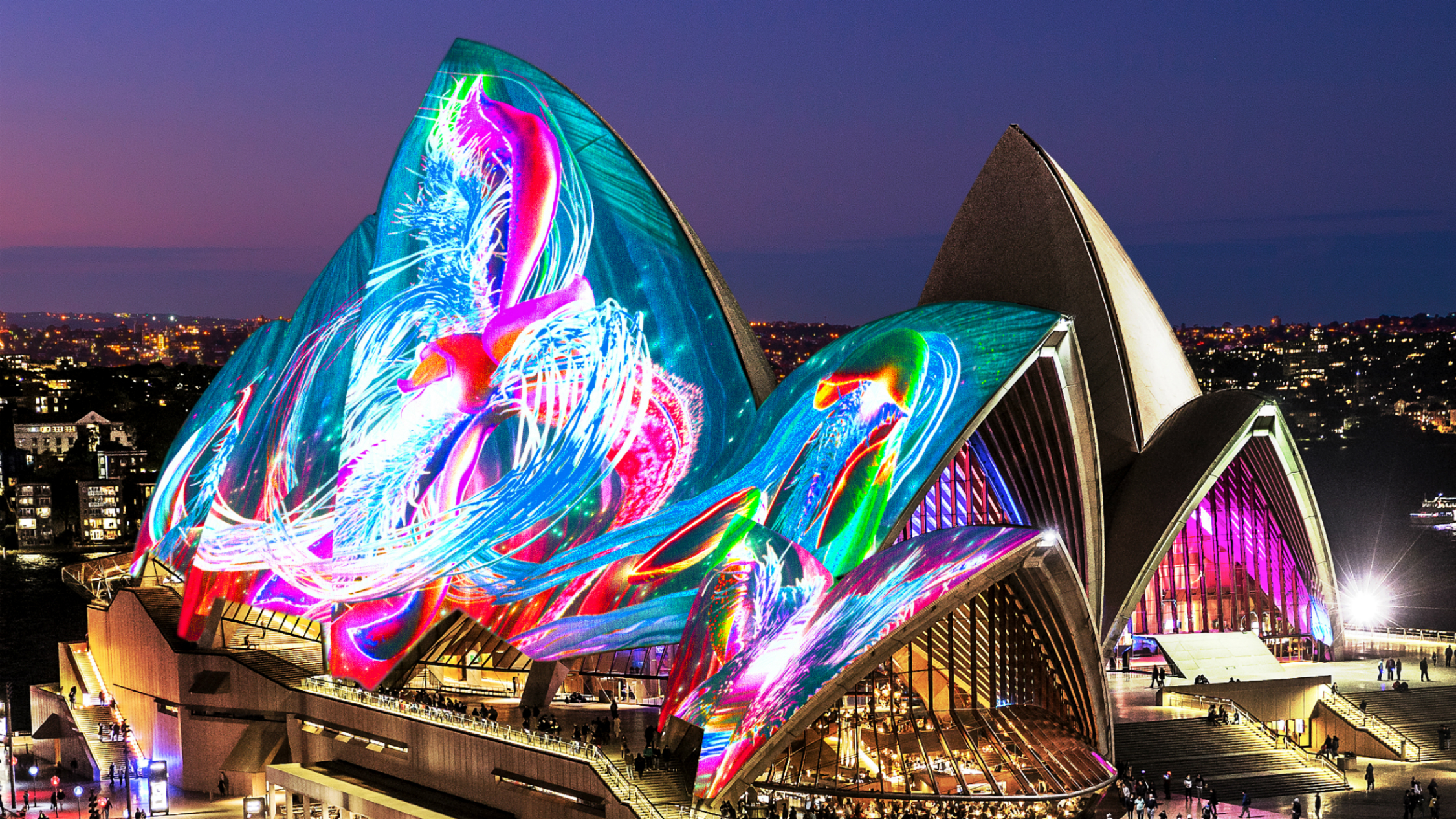 Here are the 11 most exciting things on at this year's Vivid Sydney