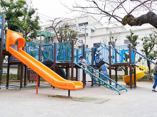 日暮里南公園