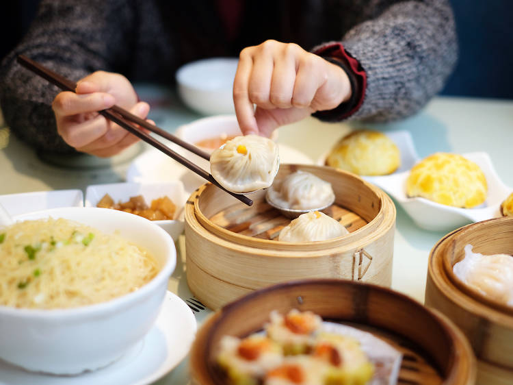 Do you eat dim sum every day?