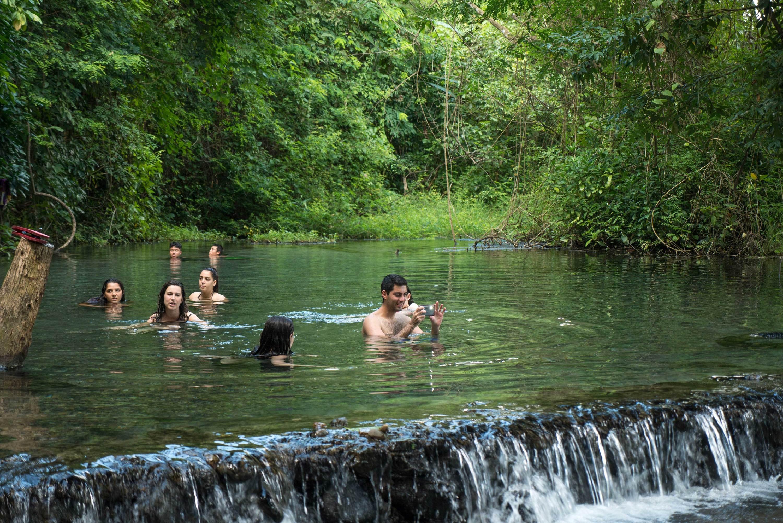 Pai - Sai Ngam hot springs