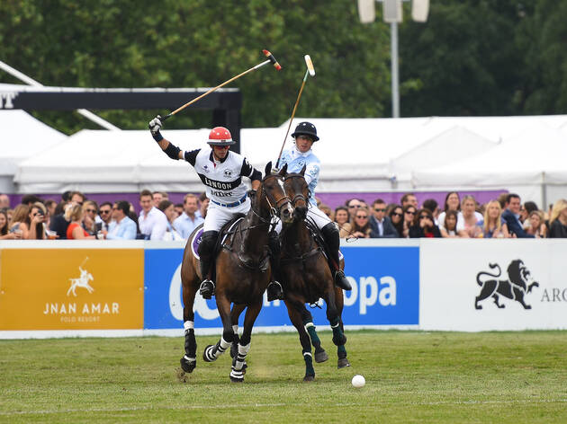 Exclusive tickets to Chestertons Polo in the Park