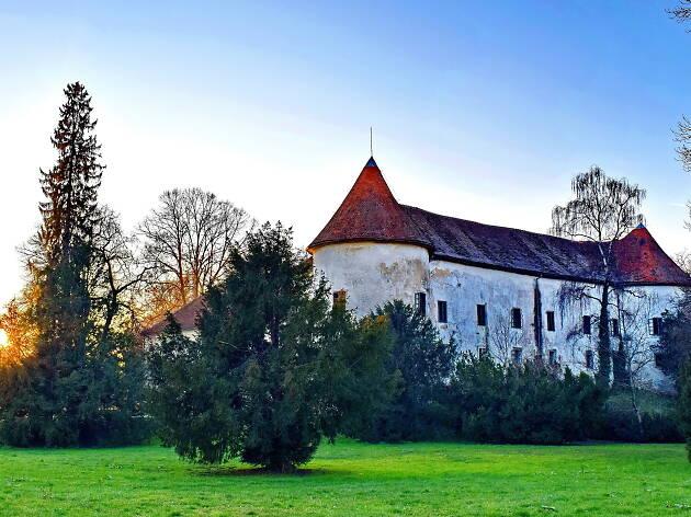 Erdody castle - Jastrebarsko